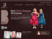 Wholesale Girls Dresses - Chic Baby America