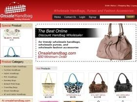 On sale Handbag