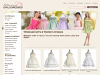 Wholesale Girls Dresses
